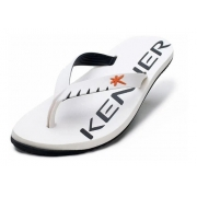 Chinelo Kenner Red Colors Hoi Masculino - Branco