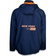 Jaqueta Com Capuz New Era Neon New York Yankees