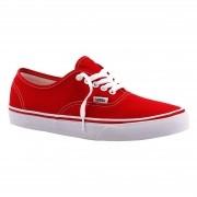 Tênis Vans Authentic Vermelho-branco