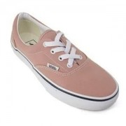 Tênis Vans Ua Era Rose Dawn True White