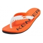 Chinelo Kenner Red Colors Hoi