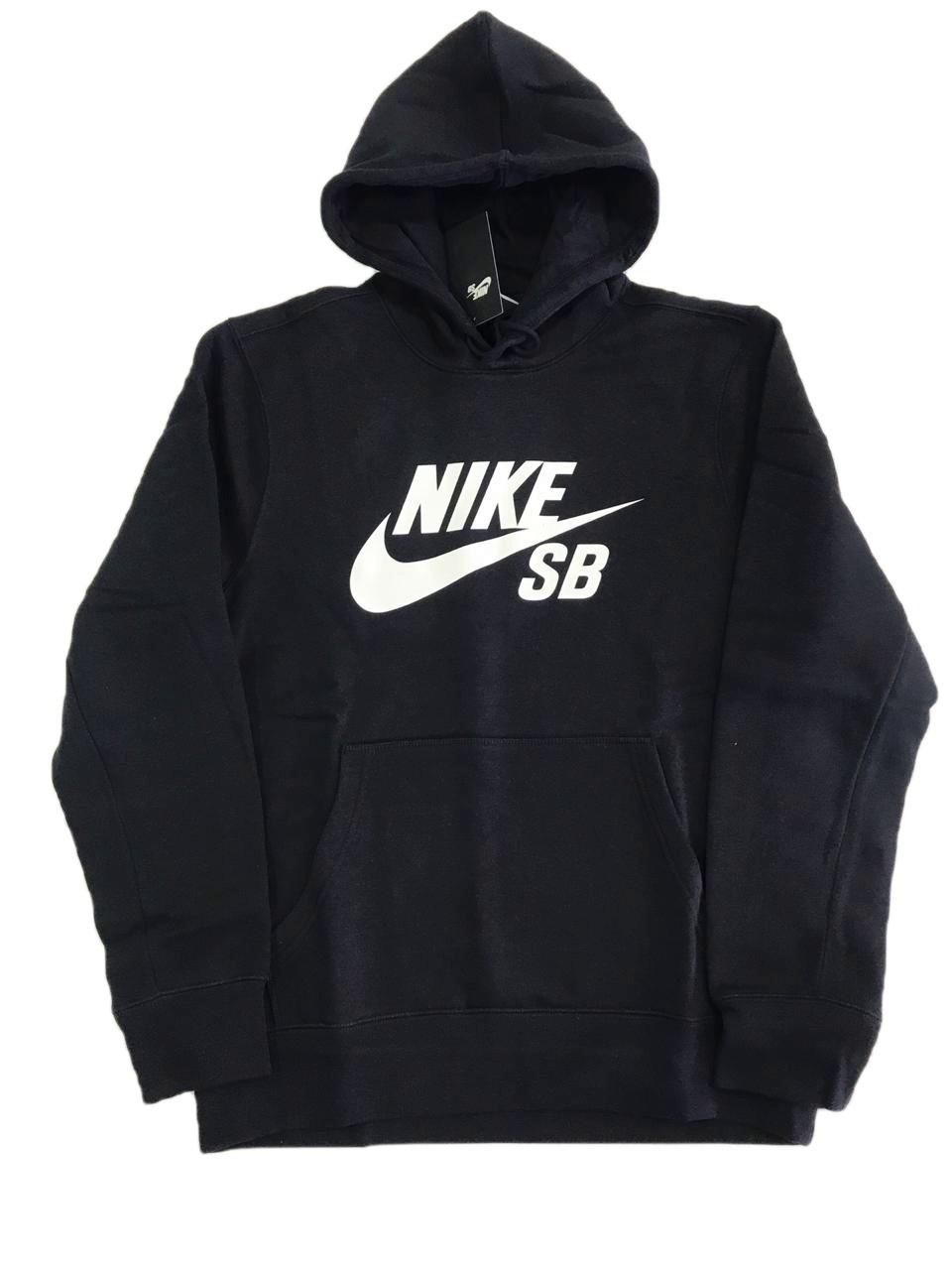Blusão De Moletom Com Capuz Nike Sb Icon Hoodie Po