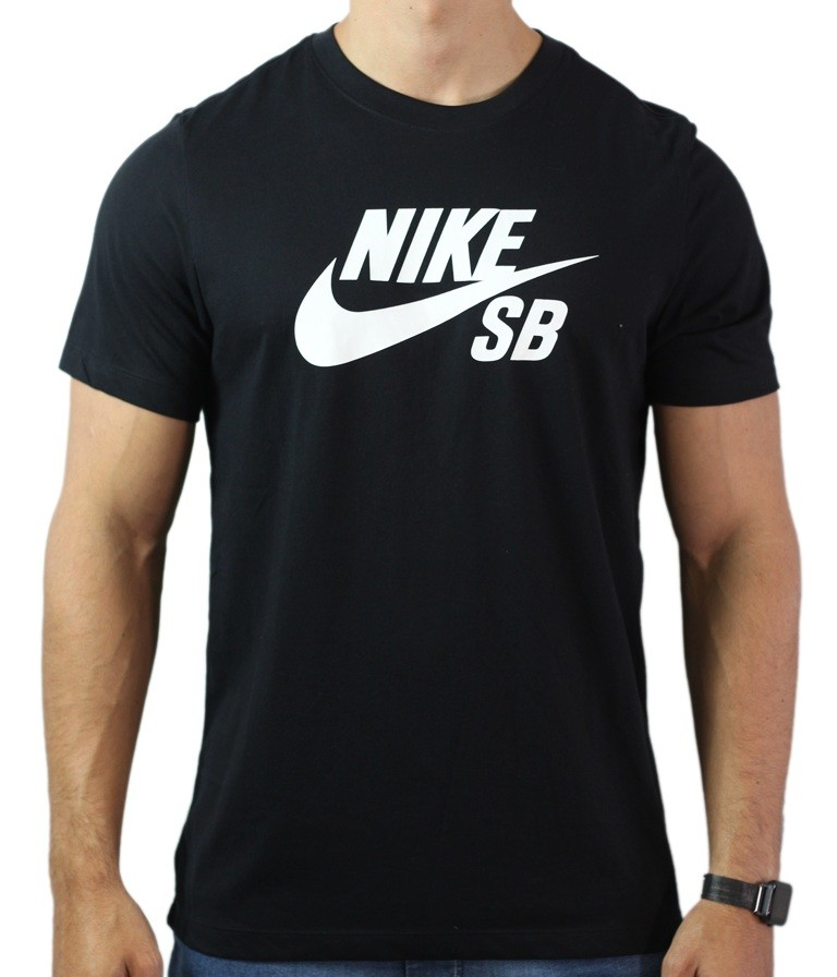 Camiseta Nike Sb Dri-fit Masculina Preta