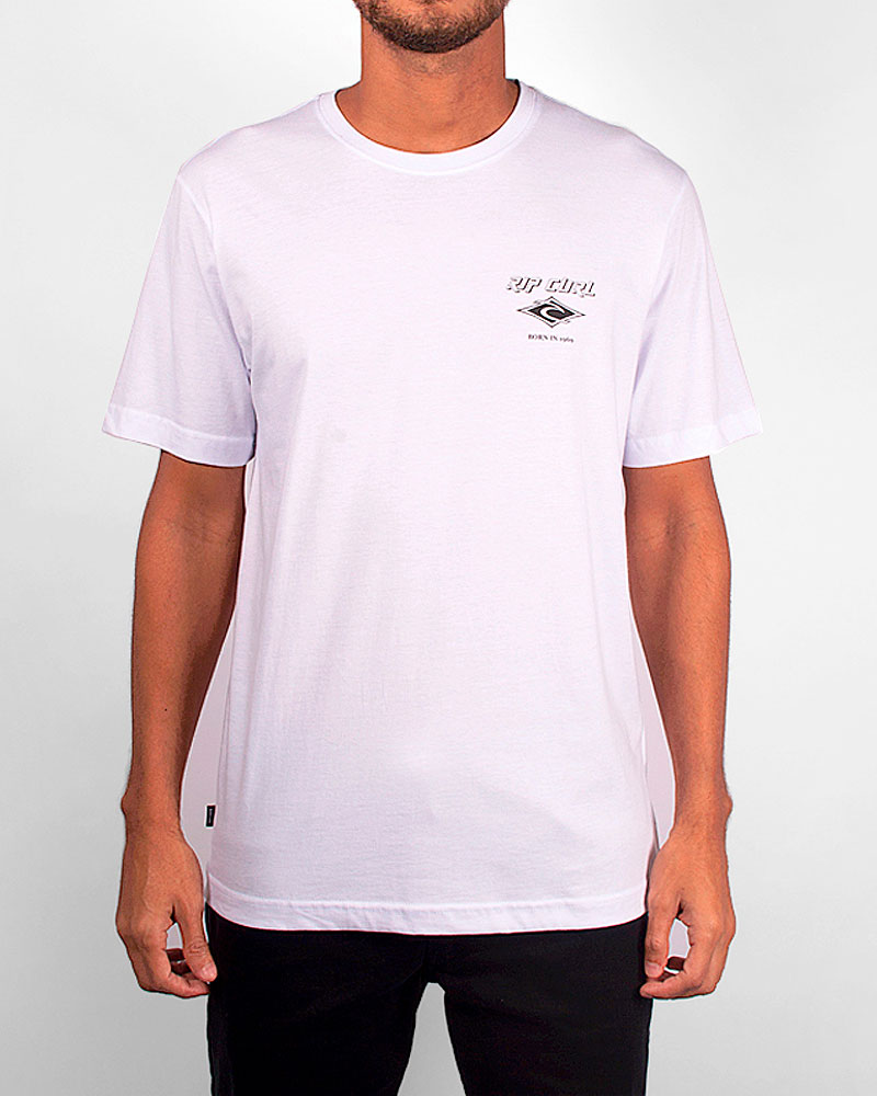 CAMISETA RIP CURL FADE OUT SWIRL