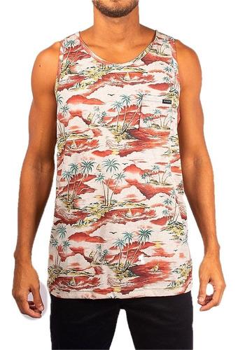 Camiseta Rip Curl Regata Flower Comb