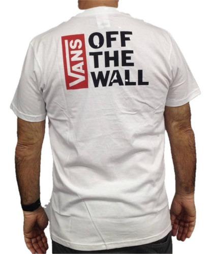 Camiseta Vans Off The Wall