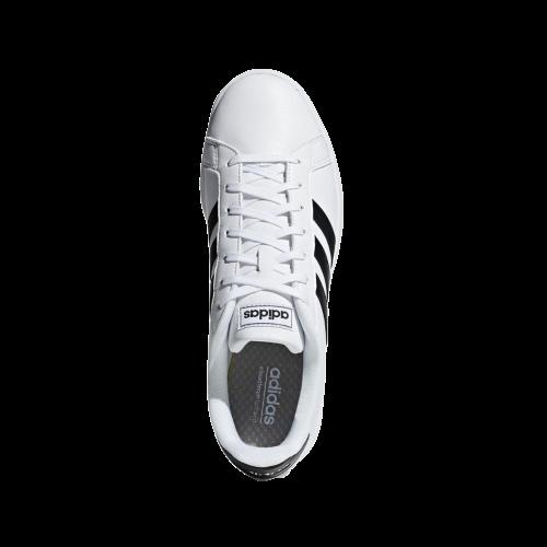 Tênis Adidas Grand Court Base Masculino - Branco