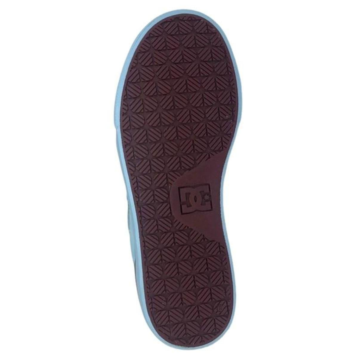 Tênis Dc Shoes Anvil La Aque Red Aque - Azul