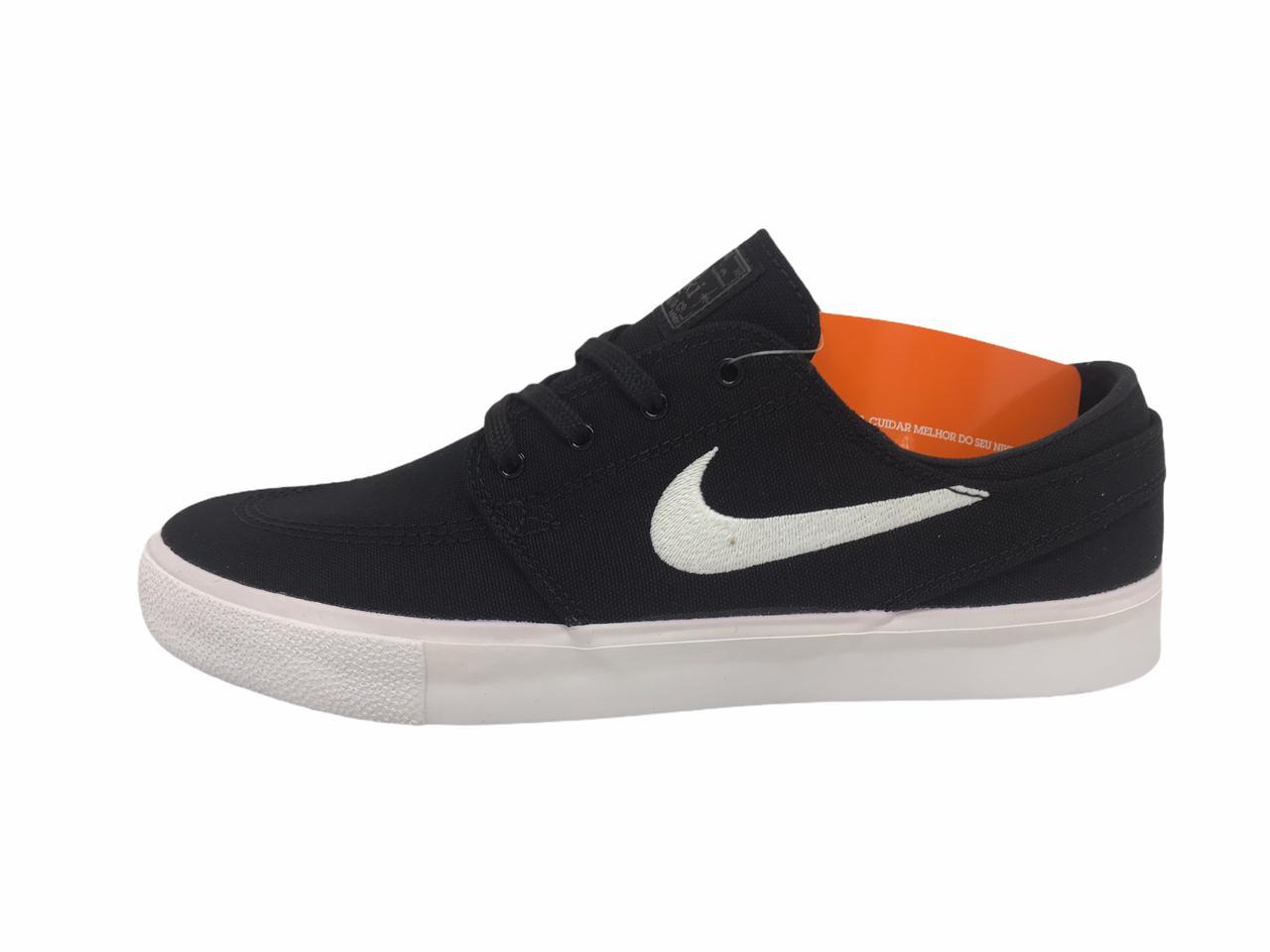 Tenis Nike Sb Zoom Janoski Cnvs Rm Preto