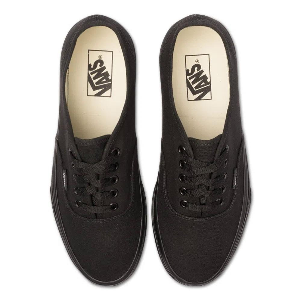 Tênis Vans Authentic Black-Black
