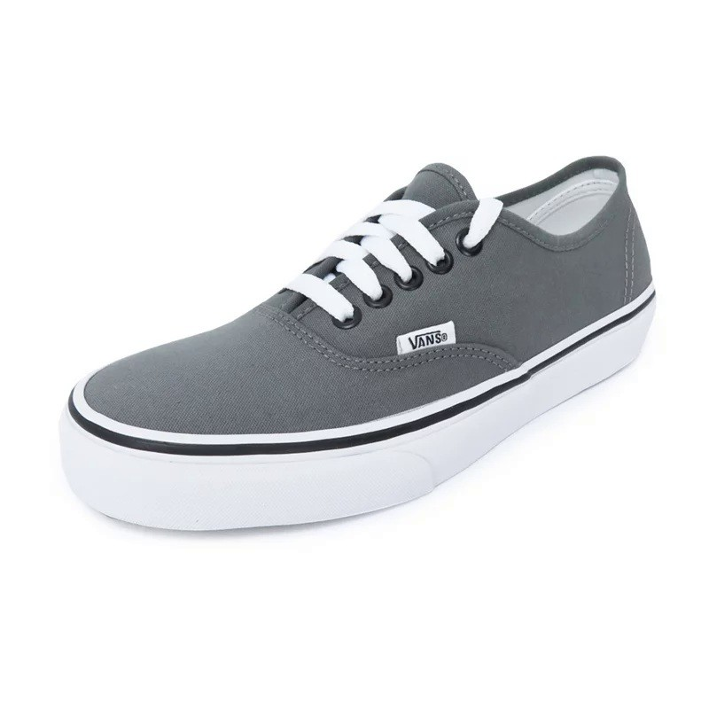 Tênis Vans Authentic Cinza-branco