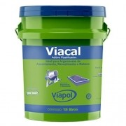 Aditivo Plastificante 18l - Viacal Viapol