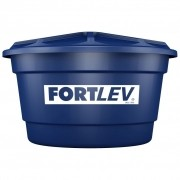 Caixa d'água de Polietileno c/ tampa Fortlev