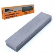Pedra P/Afiar Retangular 8 Polegadas Bestfer