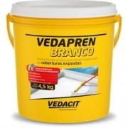 Vedacit Vedapren Branco - Caixa com 4 - 4,5Kg