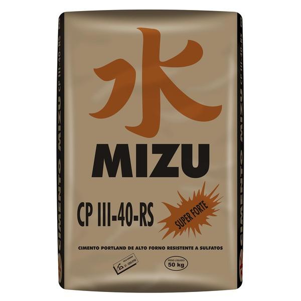 Cimento CPIII 50Kg Mizu