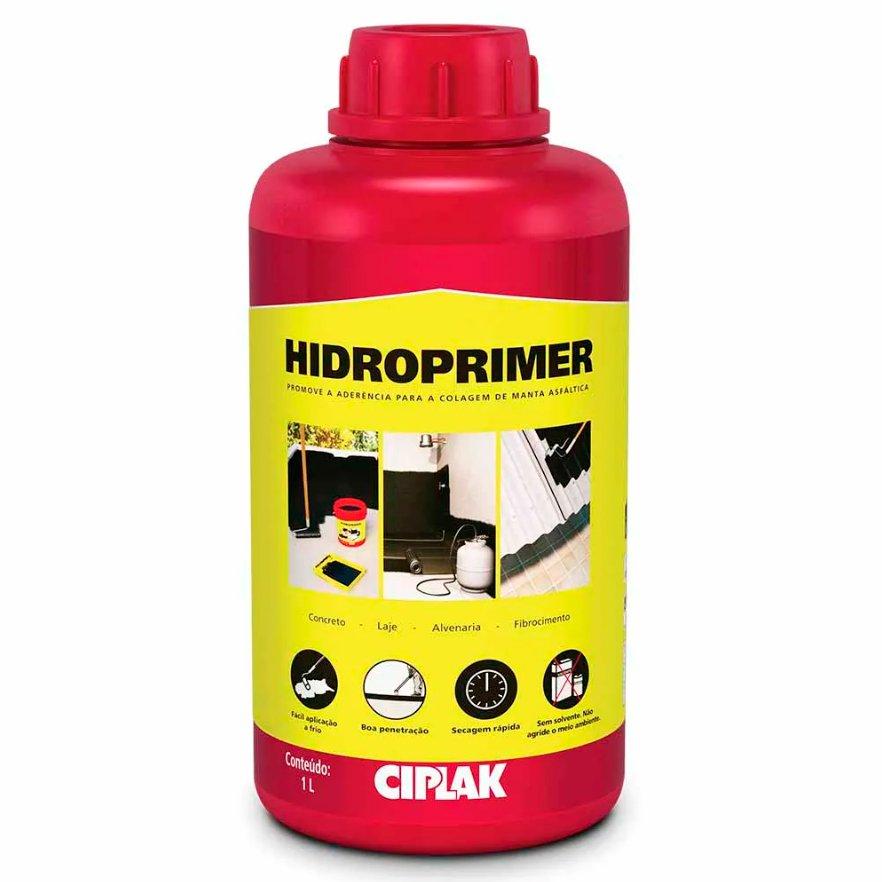 Hidroprimer Base dÁgua 1 L Ciplak