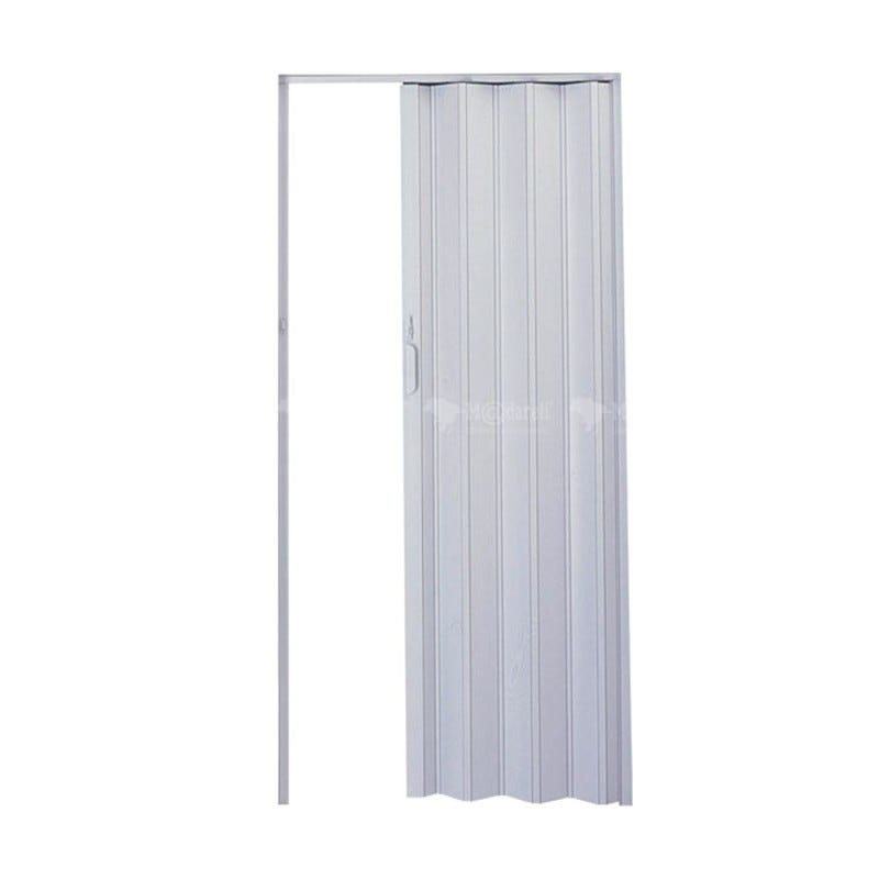 Porta Sanfonada PVC Cinza 2,10x0,84 Plasflex