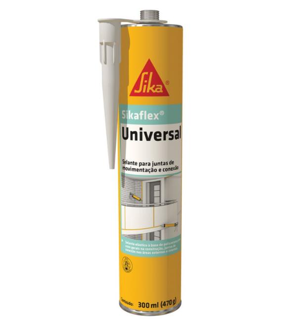 Sikaflex Universal Branco 300 ml