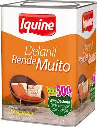 Tinta Acrílica Delanil Rende Muito Iquine 18L