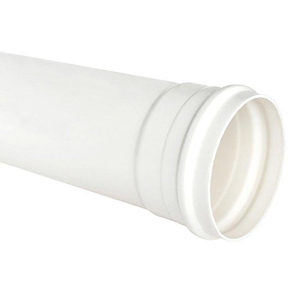 Tubo Esgoto 100mmx6m