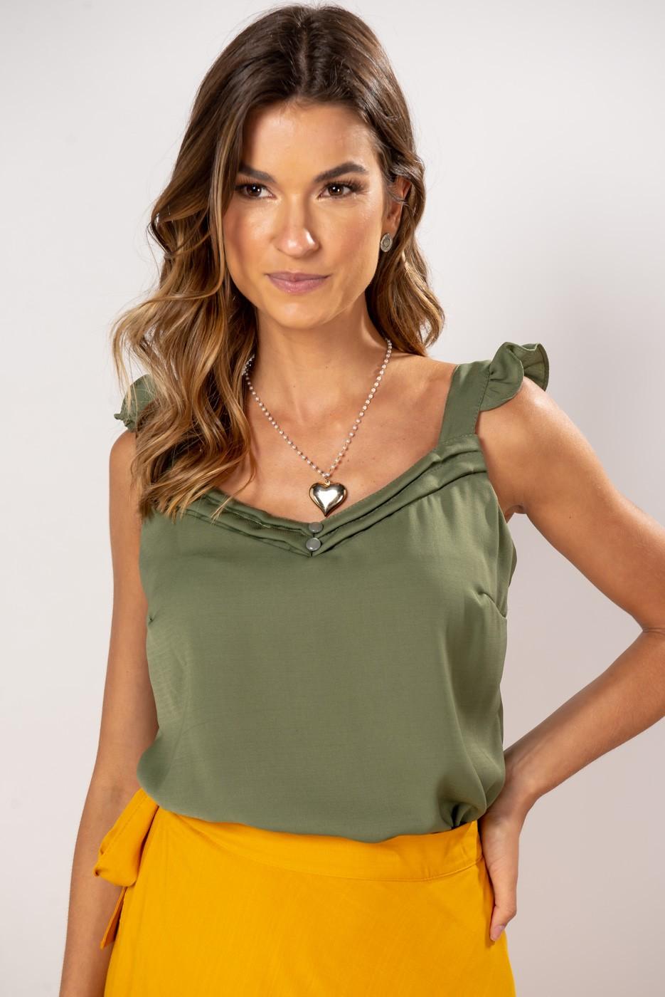 Blusa de Alcinha Laís