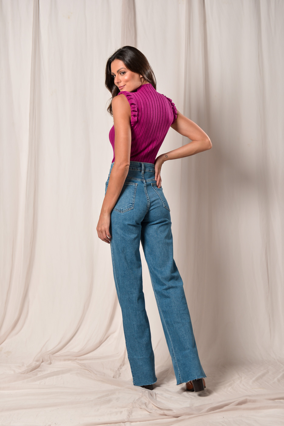 Blusa tricot Katy