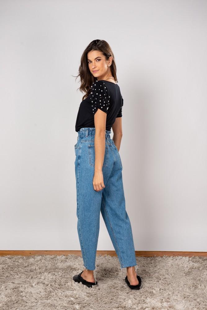 Calça Jeans Clochard Talita