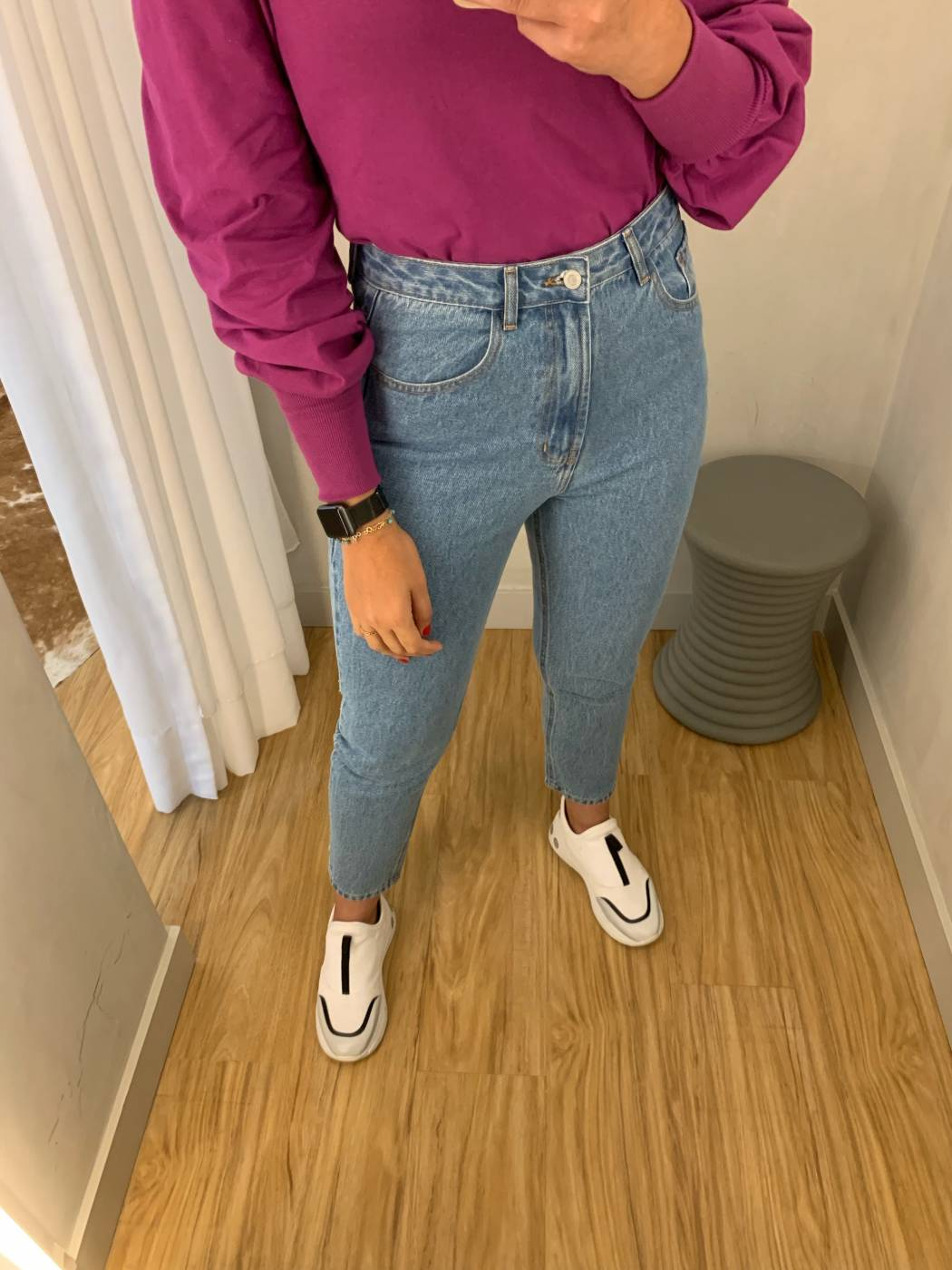 Calça Jeans Dominique