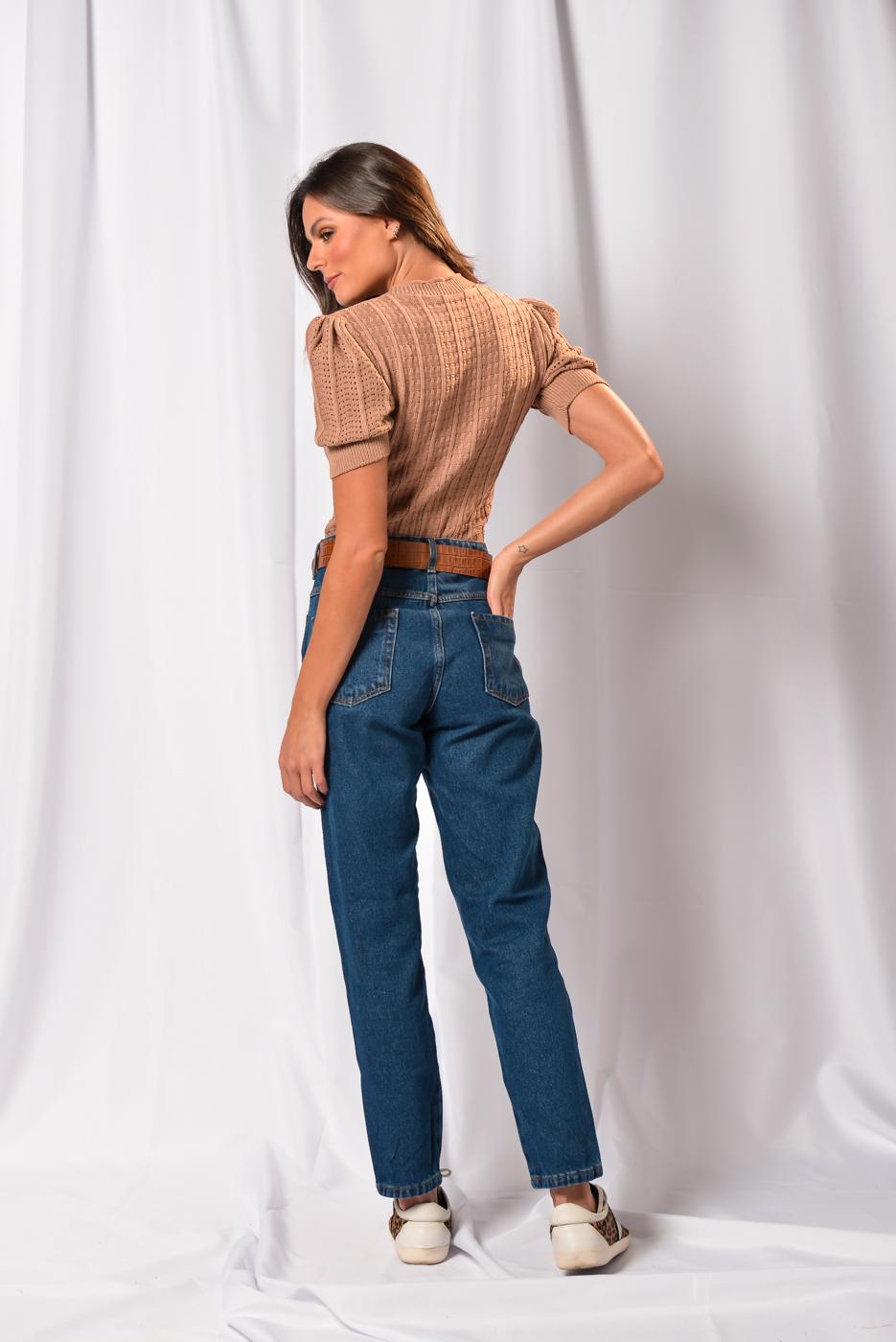 Calça Jeans Leonor