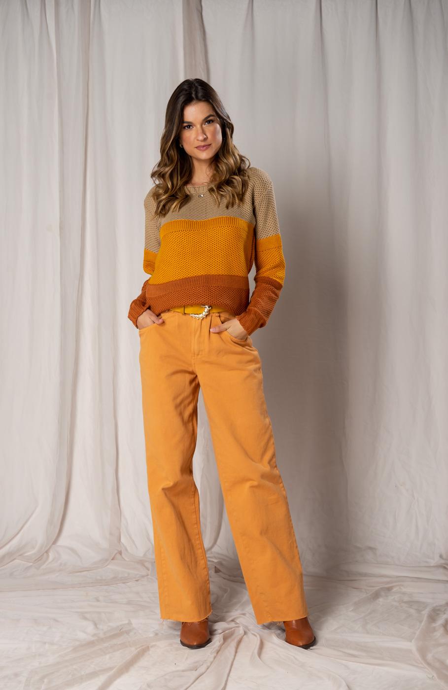 Calça Pantalona Ivana