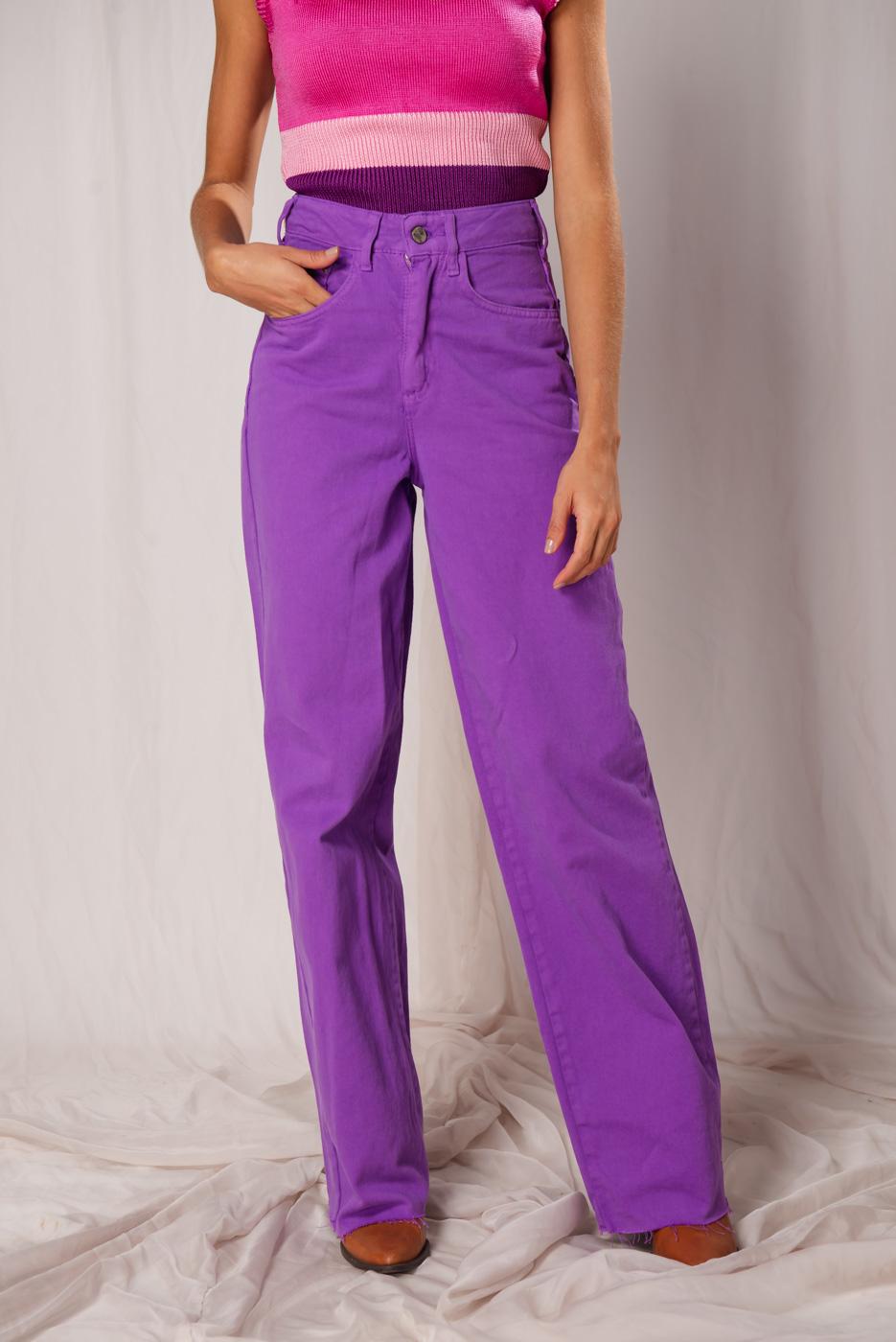 Calça Pantalona Tassia