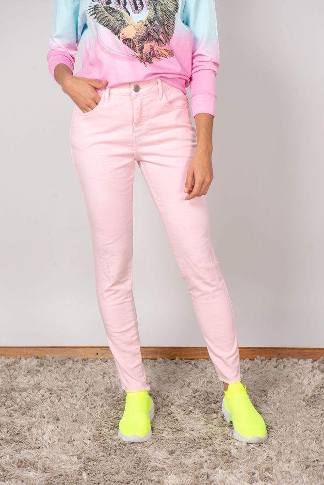 Calça Rosa Candy