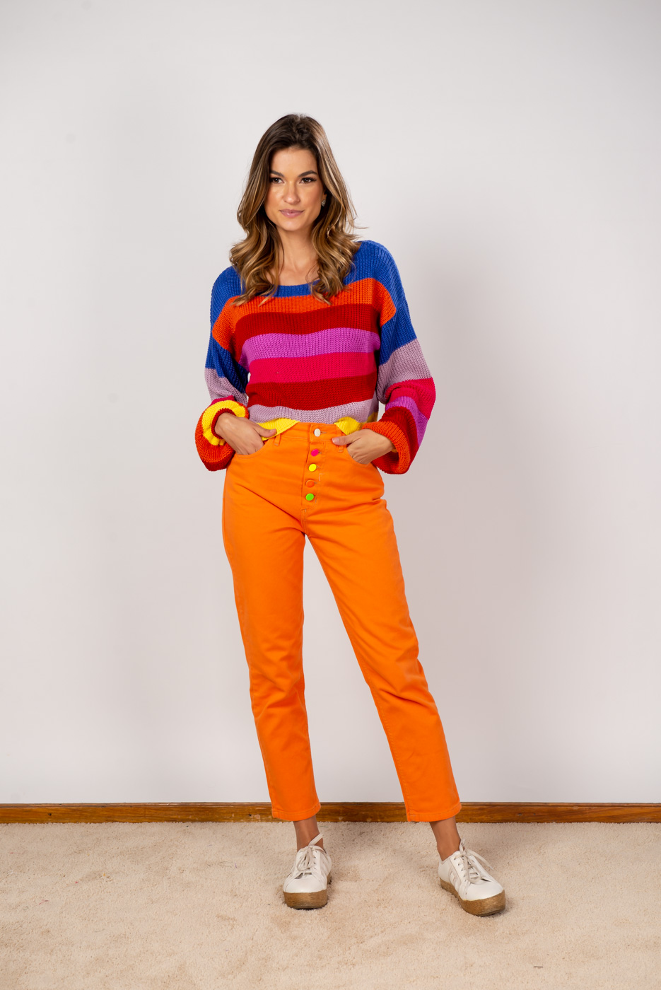 Tricot Cropped Collors