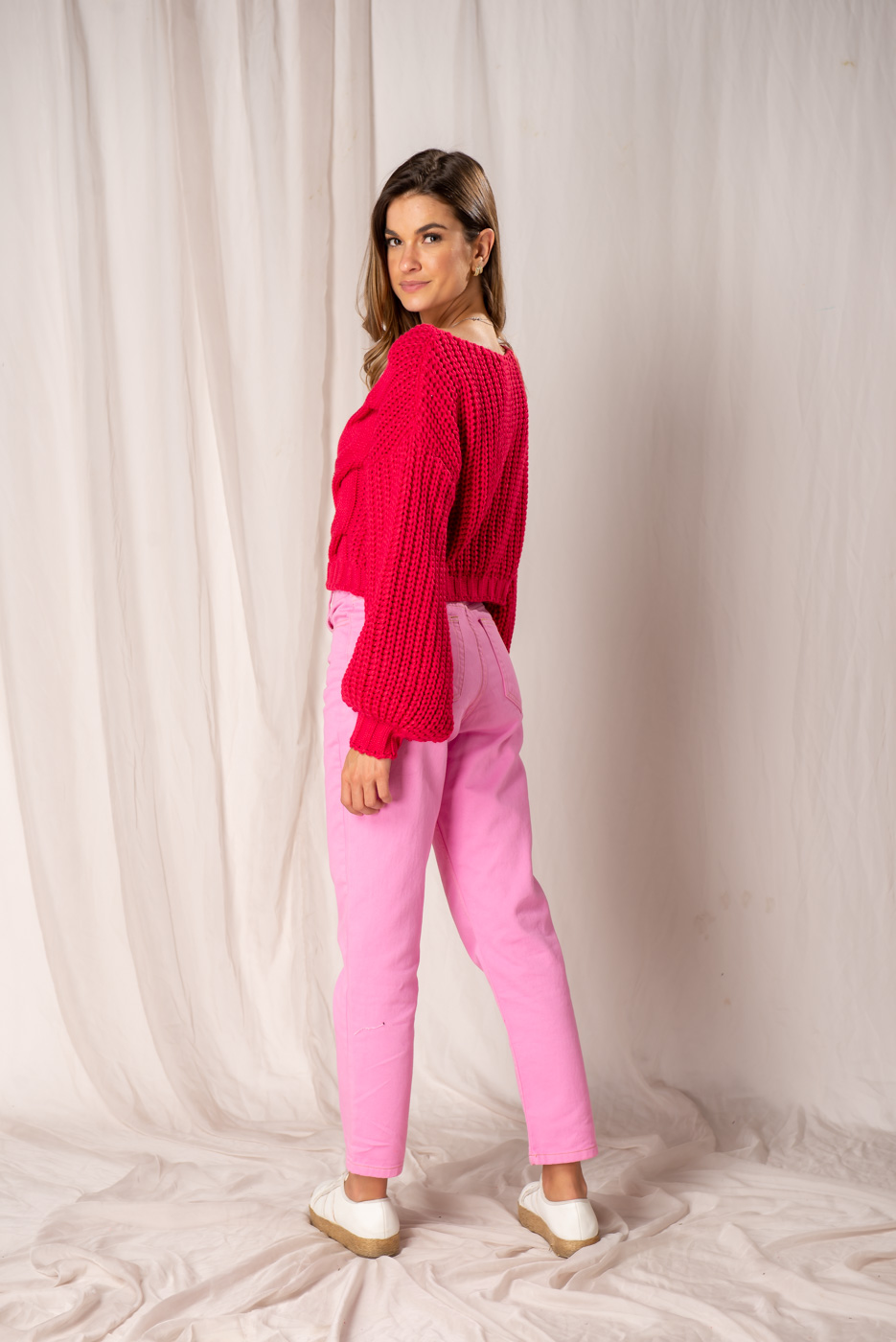 Tricot Cropped Ema