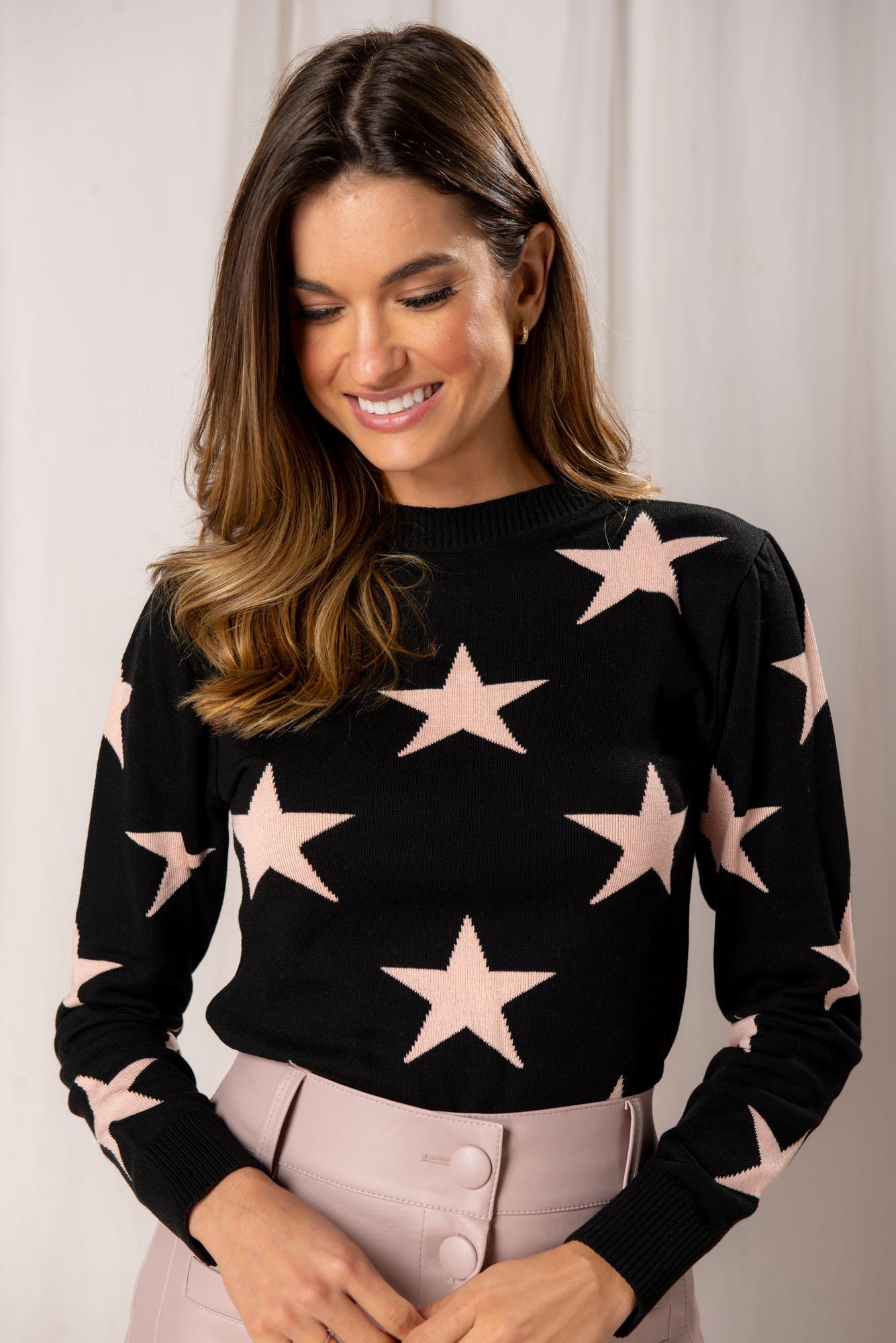 Tricot Estrelas