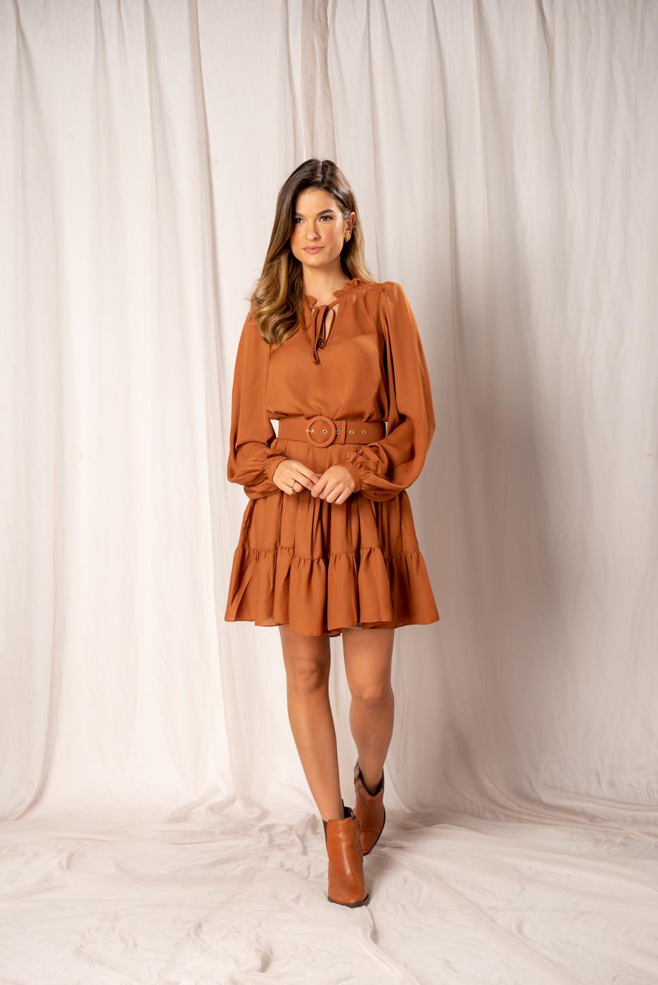 Vestido Alcione