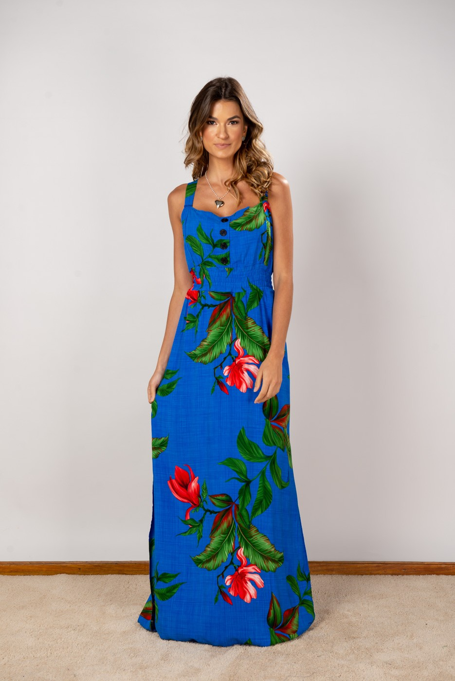Vestido Betina Floral