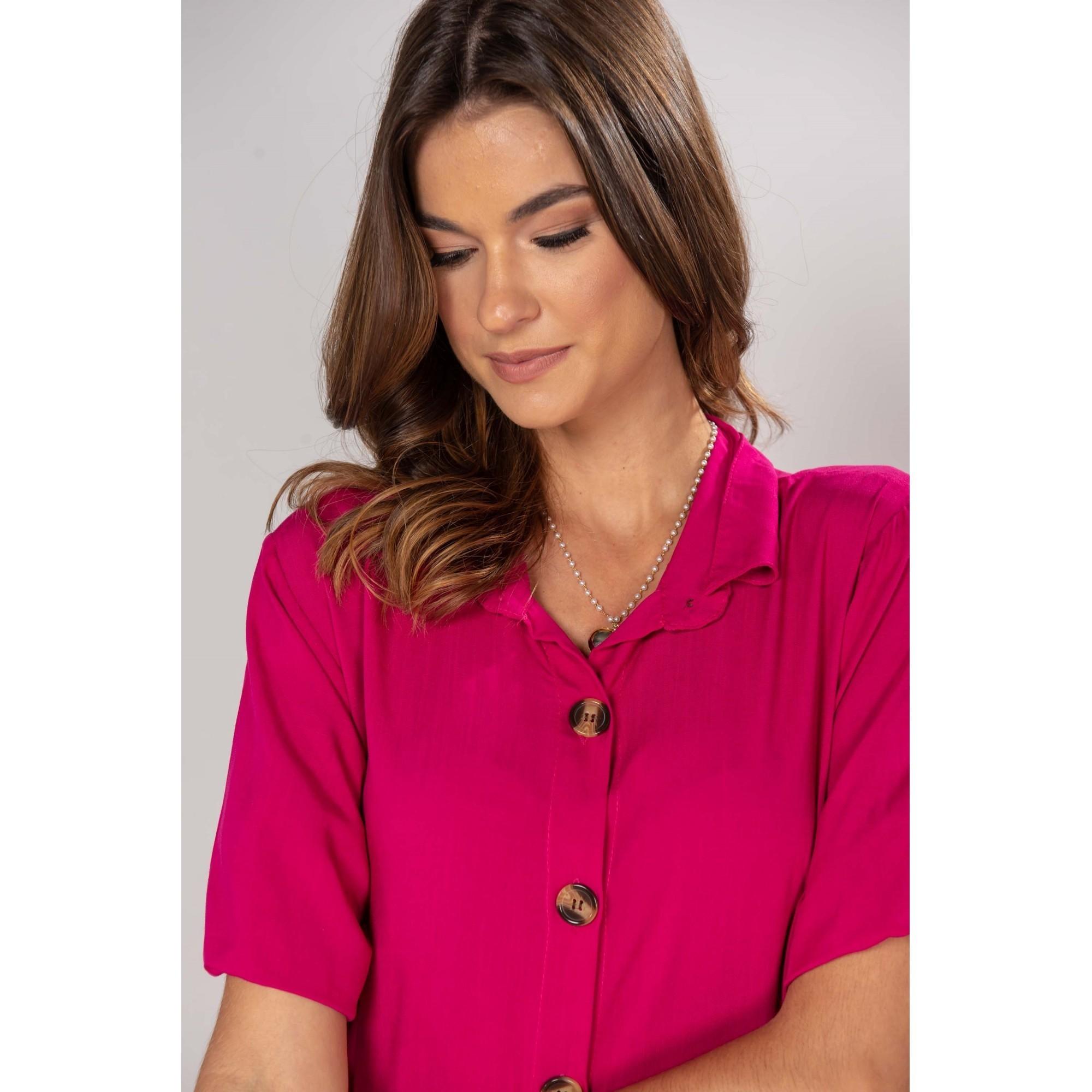 Vestido Isabela Pink