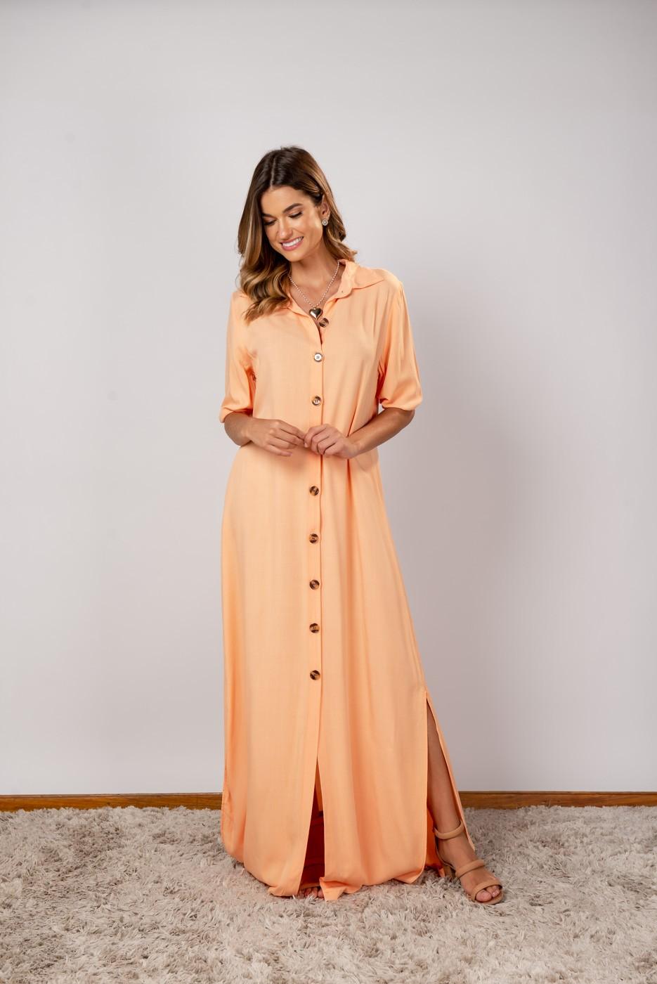 Vestido Isabela Salmão