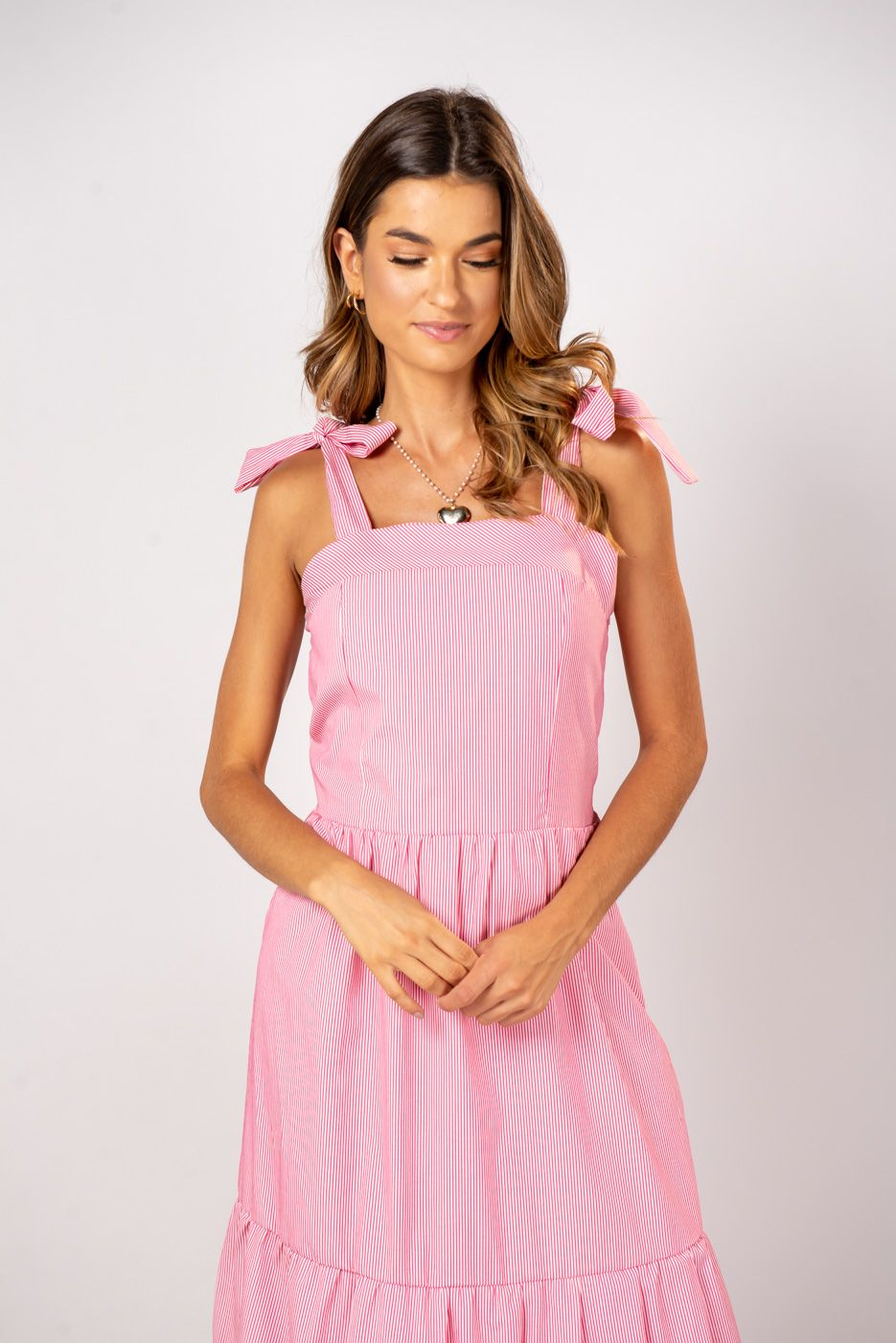 Vestido Listra Fatima Pink