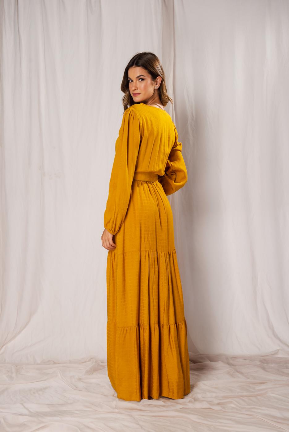 Vestido Longo Elisa