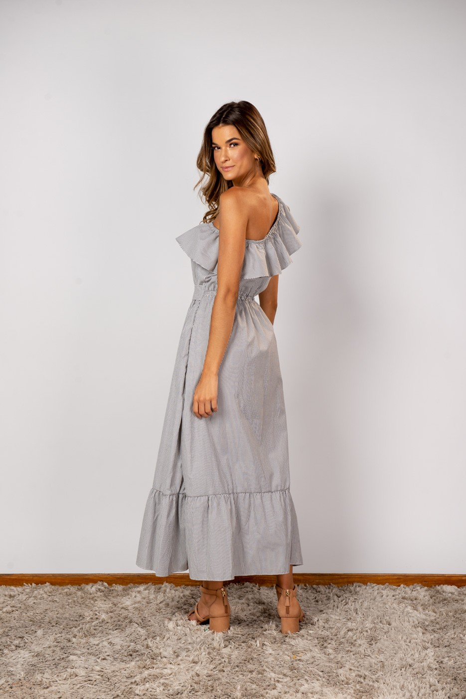 Vestido Nula Preto