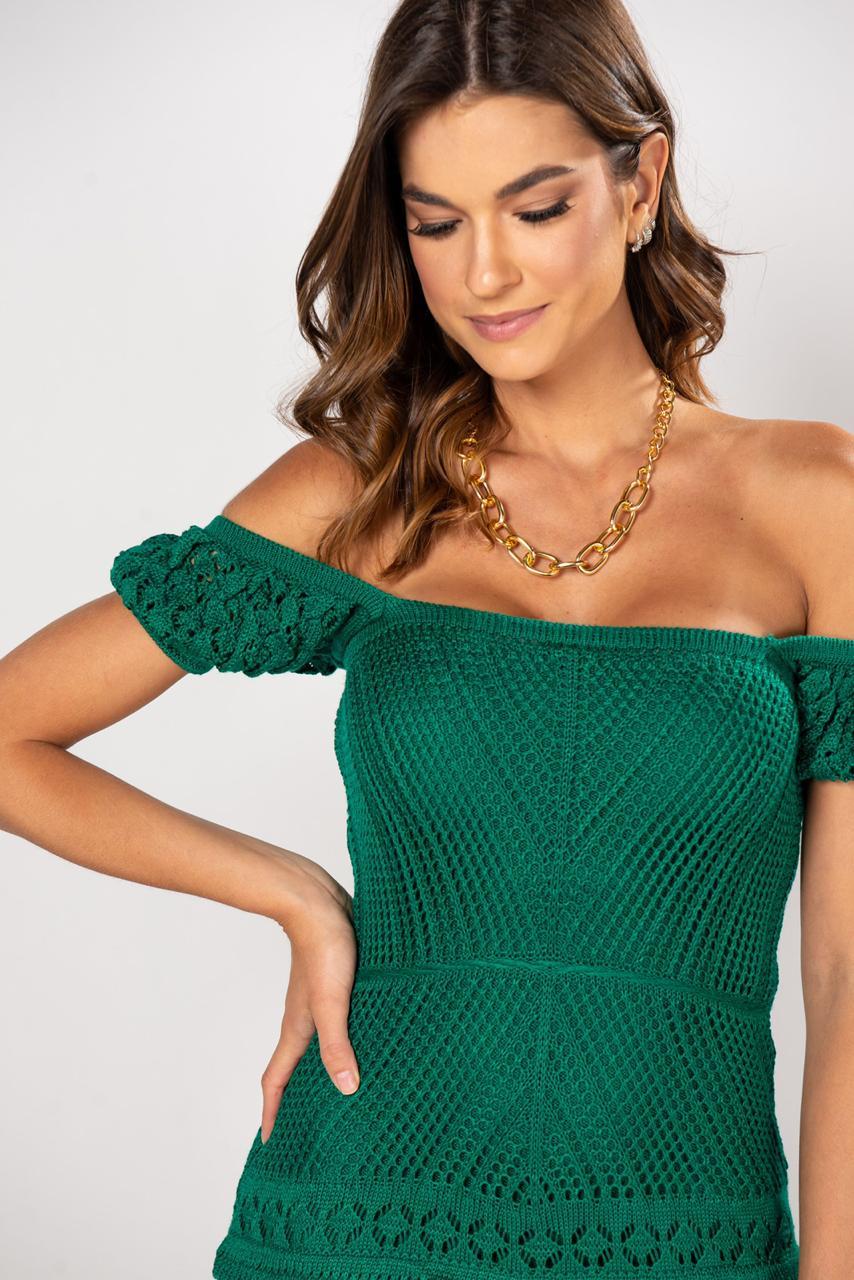 Vestido Raquel  Verde