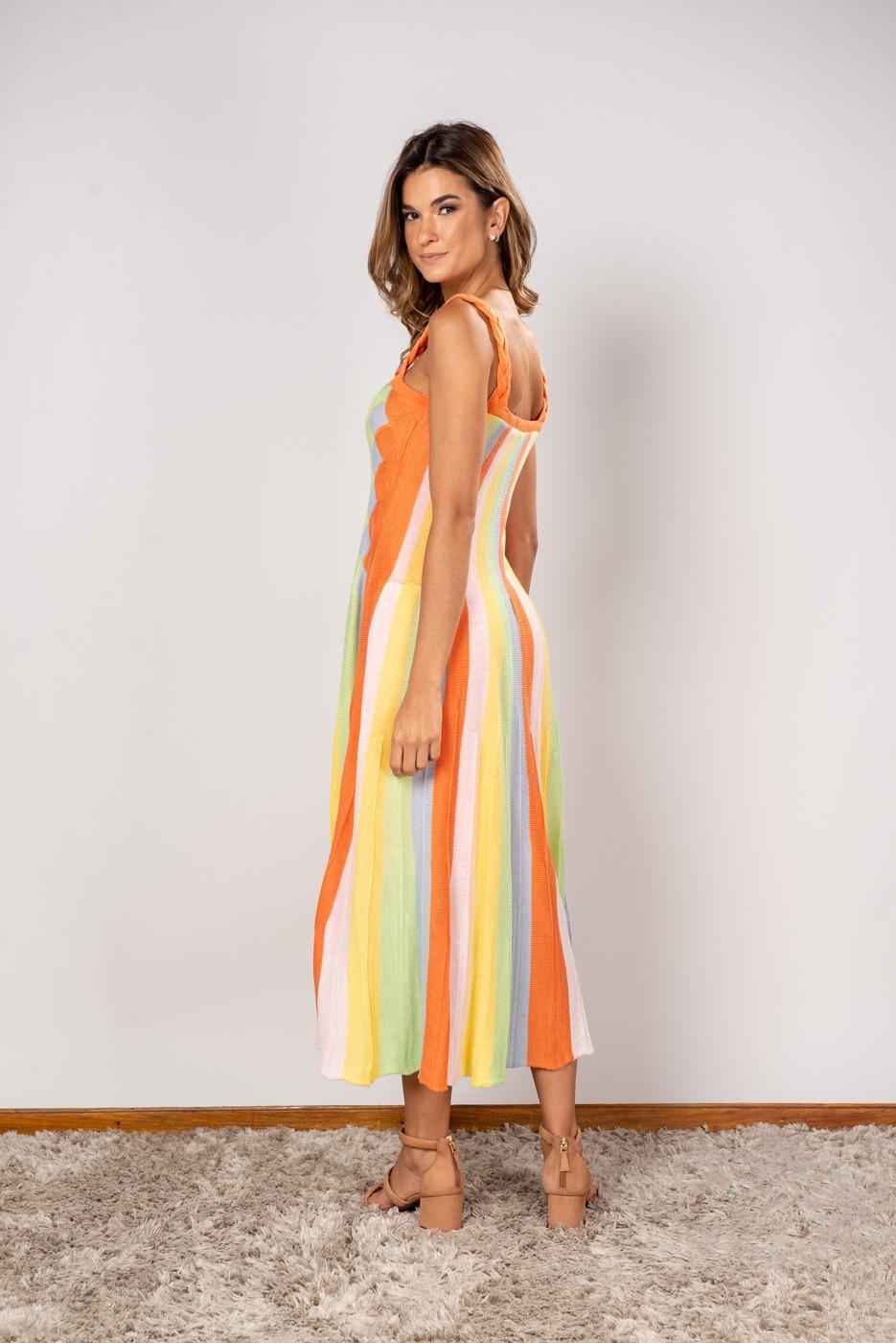 Vestido Tricot Aline