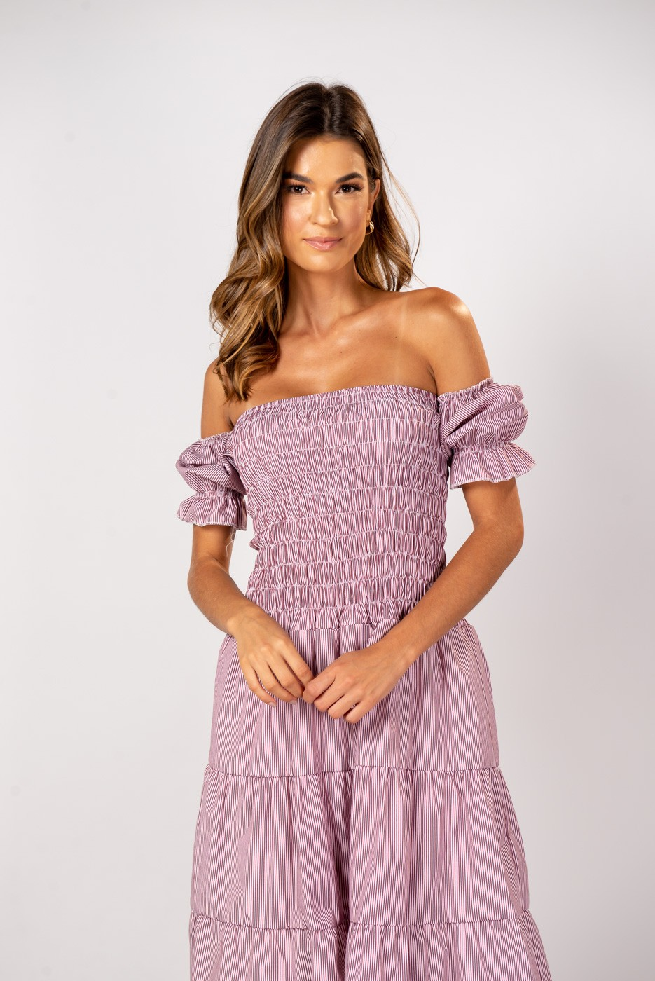Vestido Xadrez Leticia Uva