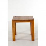 Mesa lateral pé lateral em 1/2 esquadria