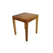 Mesa lateral sem aba pé fino