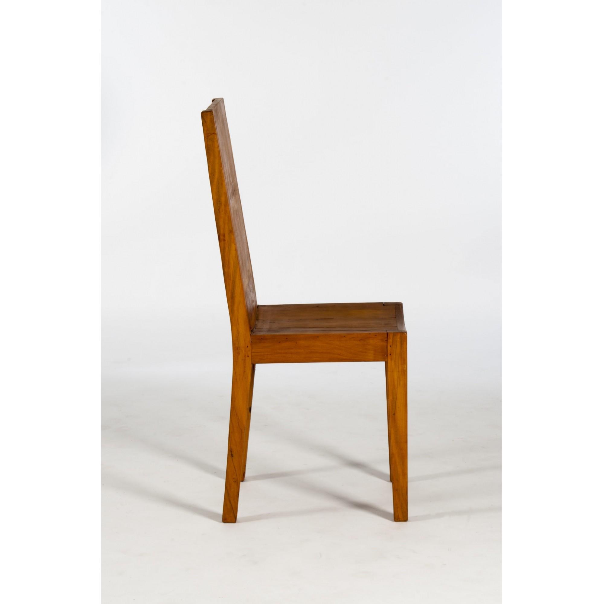 Cadeira reta