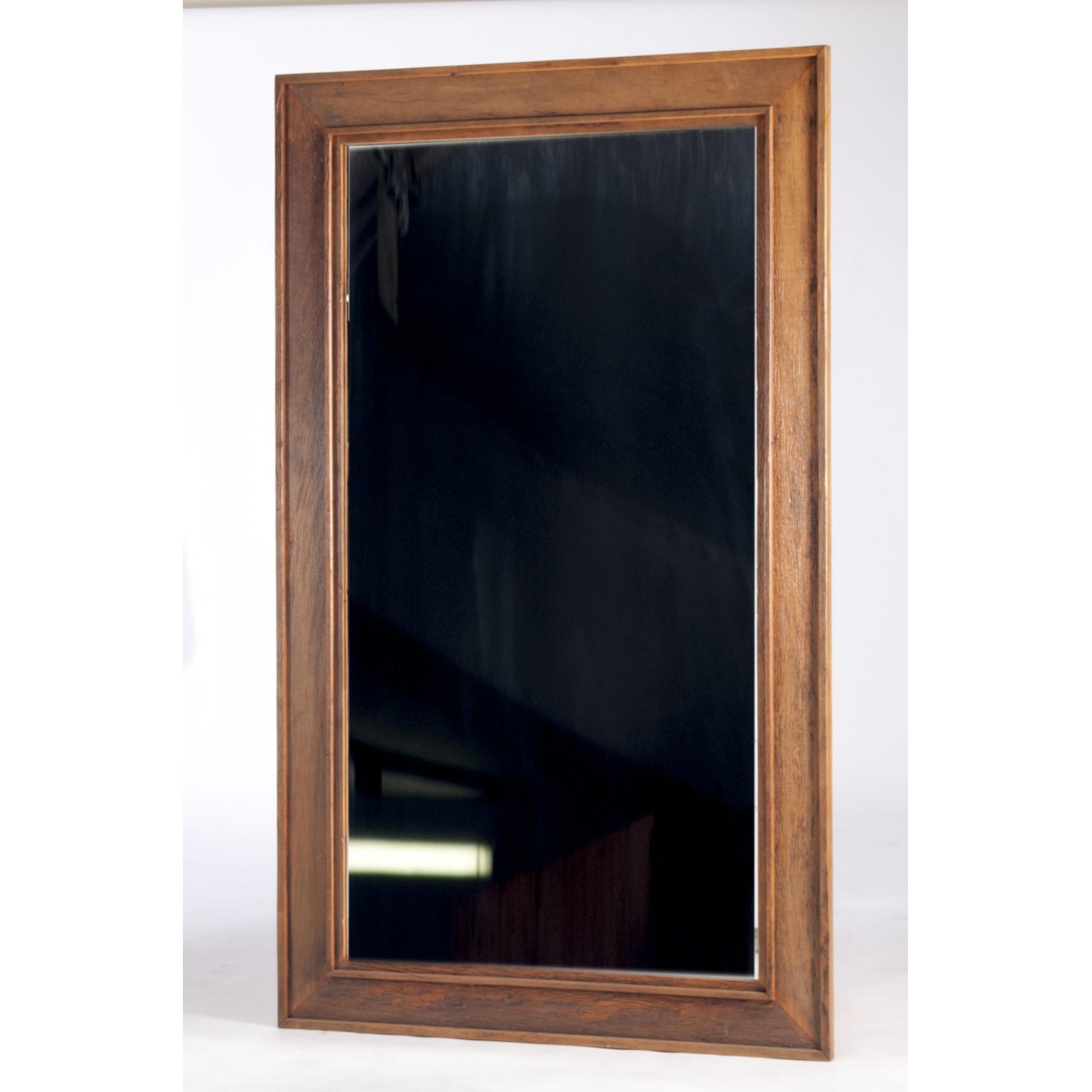 Moldura tábua 2 frisos com espelho